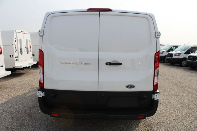 2018 Transit 250 Low Roof 4x2,  Empty Cargo Van #CF8199 - photo 4