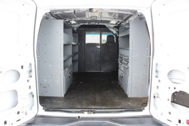 2013 E-250 4x2,  Upfitted Cargo Van #CF8205A - photo 2