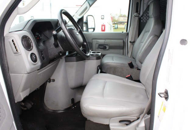 2013 E-250 4x2,  Upfitted Cargo Van #CF8205A - photo 8