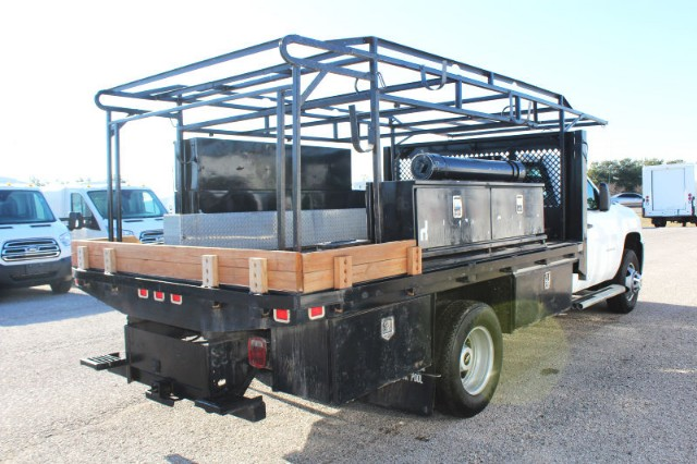 2013 Silverado 3500 Regular Cab 4x4,  Combo Body #CF8205B - photo 2