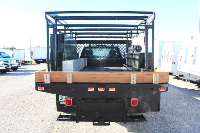 2013 Silverado 3500 Regular Cab 4x4,  Combo Body #CF8205B - photo 3