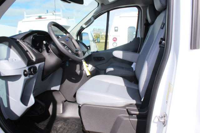 2018 Transit 250 Low Roof 4x2,  Empty Cargo Van #CF8212 - photo 8