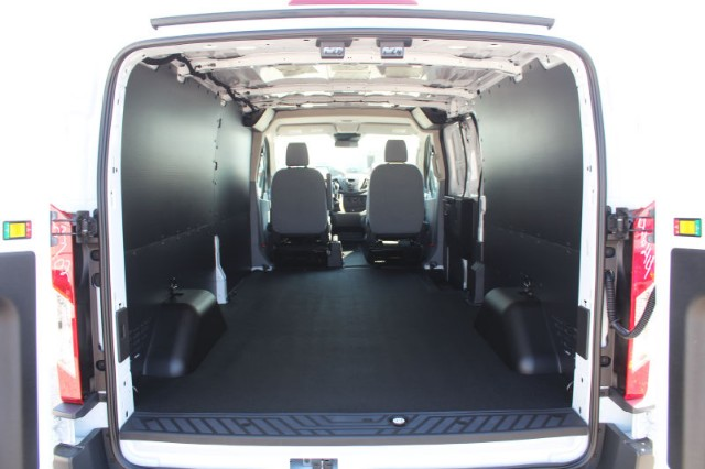 2018 Transit 350 Low Roof 4x2,  Empty Cargo Van #CF8237 - photo 2