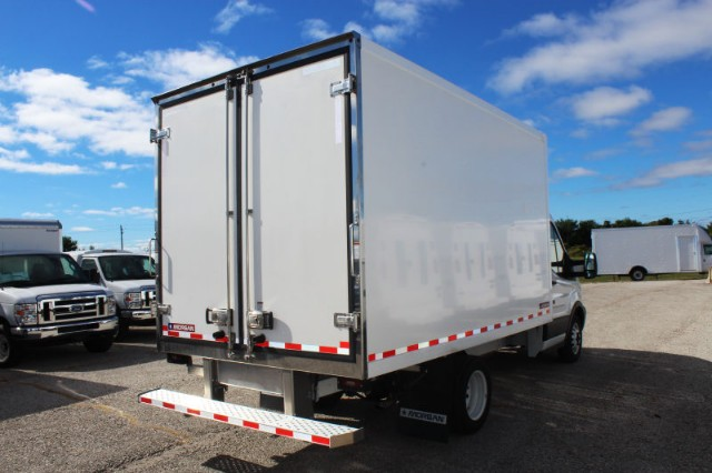 2018 Transit 350 HD DRW 4x2,  Morgan Refrigerated Body #CF8279 - photo 3