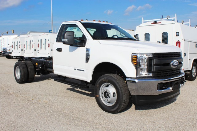 2019 F-350 Regular Cab DRW 4x4,  Cab Chassis #CF9109 - photo 1