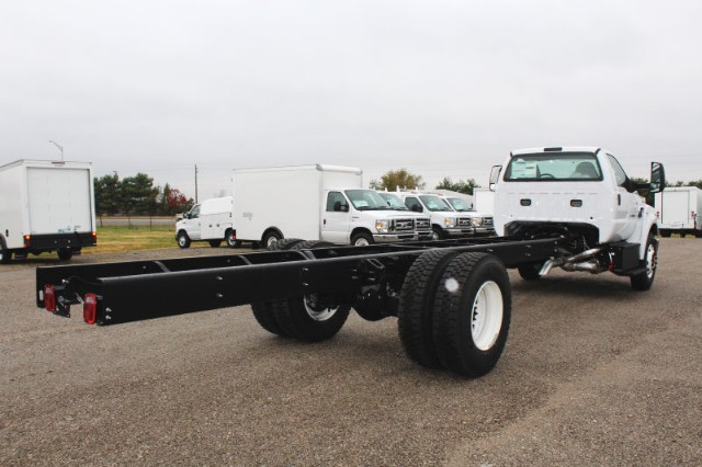 2019 F-650 Regular Cab DRW 4x2,  Cab Chassis #CF9142 - photo 2