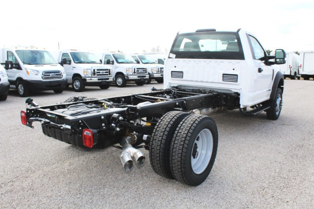 2019 F-550 Regular Cab DRW 4x4,  Cab Chassis #CF9163 - photo 2