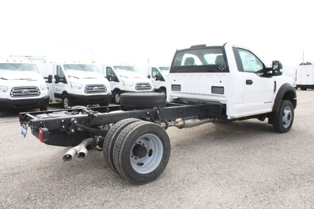 2019 F-550 Regular Cab DRW 4x4,  Cab Chassis #CF9174 - photo 2