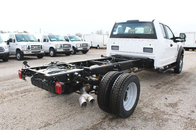 2019 F-550 Super Cab DRW 4x4,  Cab Chassis #CF9181 - photo 2