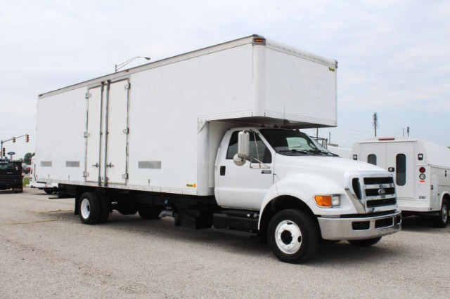 2012 F-650 Regular Cab DRW 4x2,  Dry Freight #CFX101 - photo 1