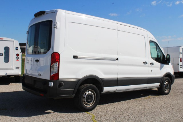 2018 Transit 250 Med Roof 4x2,  Empty Cargo Van #CFX121 - photo 2