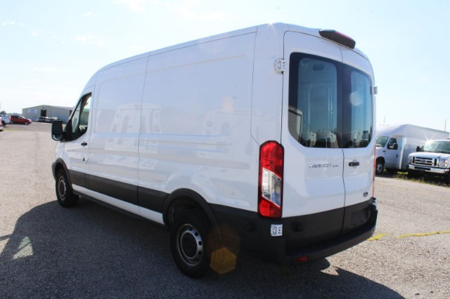 2018 Transit 250 Med Roof 4x2,  Empty Cargo Van #CFX121 - photo 4