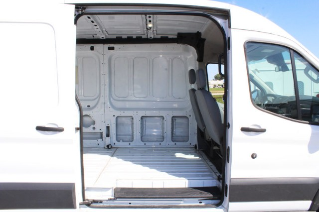 2018 Transit 250 Med Roof 4x2,  Empty Cargo Van #CFX121 - photo 7