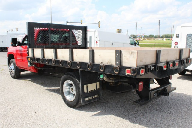 2015 Silverado 3500 Regular Cab DRW 4x2,  Platform Body #CFX131 - photo 2
