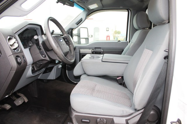 2012 F-350 Regular Cab DRW 4x2,  Platform Body #CFX136 - photo 8