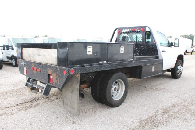 2011 Sierra 3500 Regular Cab 4x2,  Platform Body #CFX144 - photo 2