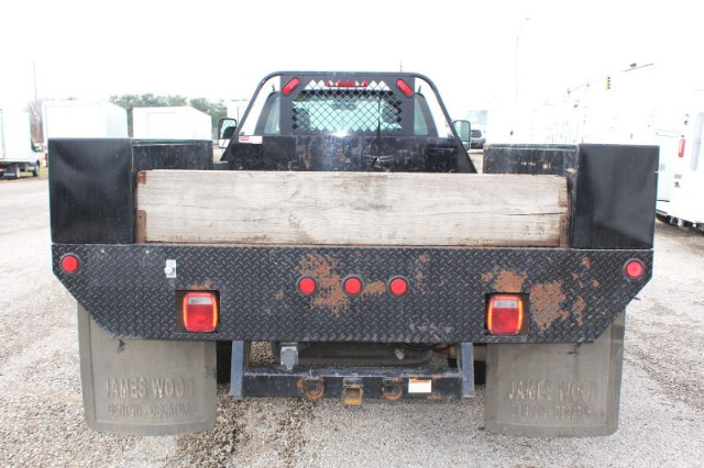 2011 Sierra 3500 Regular Cab 4x2,  Platform Body #CFX144 - photo 3