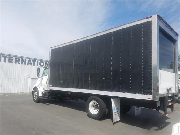 2013 International TranStar 8600 4x2, Refrigerated Body #U4513 - photo 1