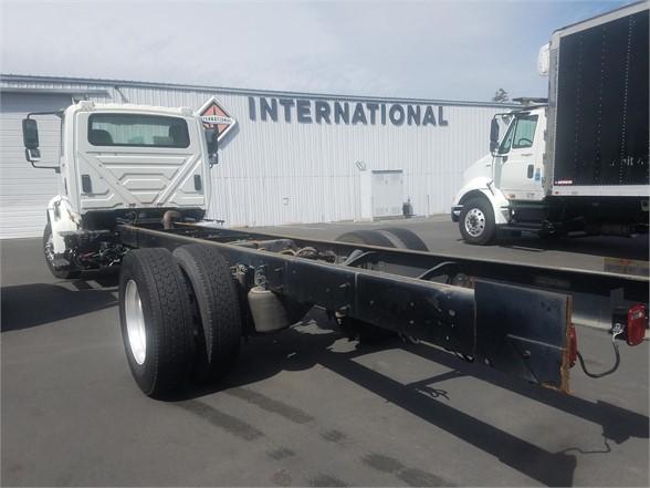 2012 International TranStar 8600 4x2, Cab Chassis #U4516 - photo 1