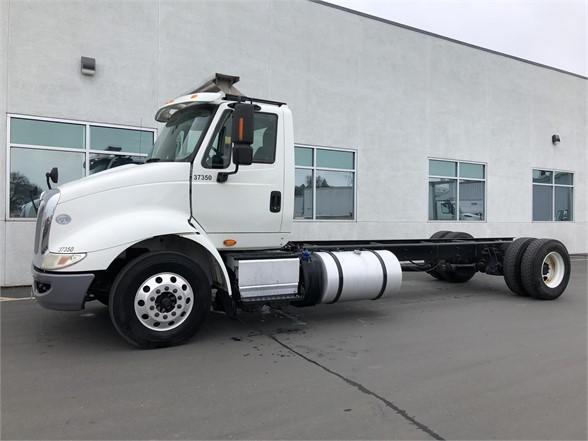 2016 International TranStar 8600 4x2, Dry Freight #U4611 - photo 1