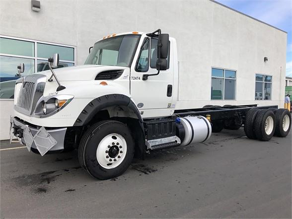 2015 International WorkStar 7600 6x4, Cab Chassis #U4729 - photo 1