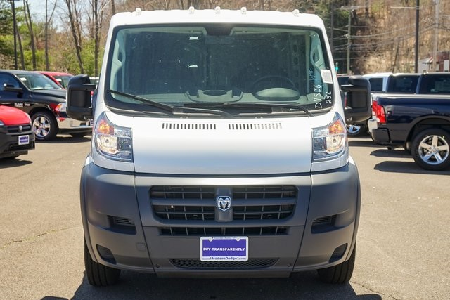 2018 ProMaster 1500 Standard Roof FWD,  Empty Cargo Van #D7536 - photo 3