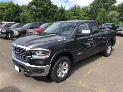 2019 Ram 1500 Quad Cab 4x4,  Pickup #D9002 - photo 1
