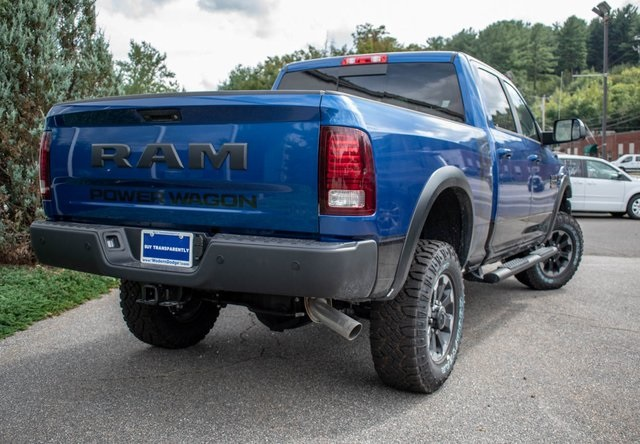 2018 Ram 2500 Crew Cab 4x4,  Pickup #RT2515286 - photo 2