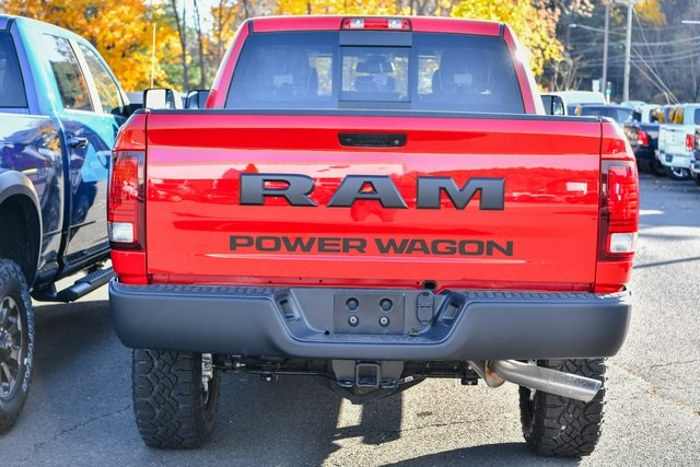 2018 Ram 2500 Crew Cab 4x4,  Pickup #RT2597369 - photo 4