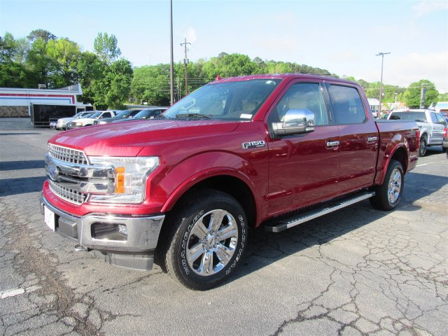 2018 F-150 SuperCrew Cab 4x4,  Pickup #K7075 - photo 3