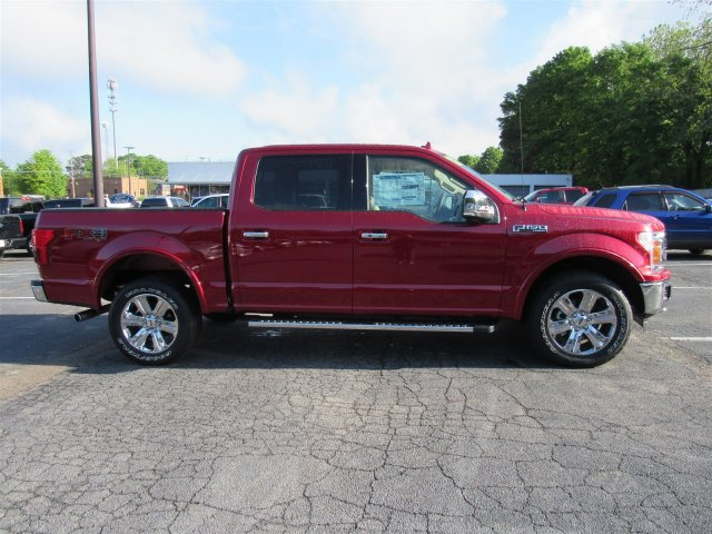 2018 F-150 SuperCrew Cab 4x4,  Pickup #K7075 - photo 7
