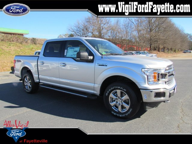 2018 F-150 SuperCrew Cab 4x4,  Pickup #K7079 - photo 1
