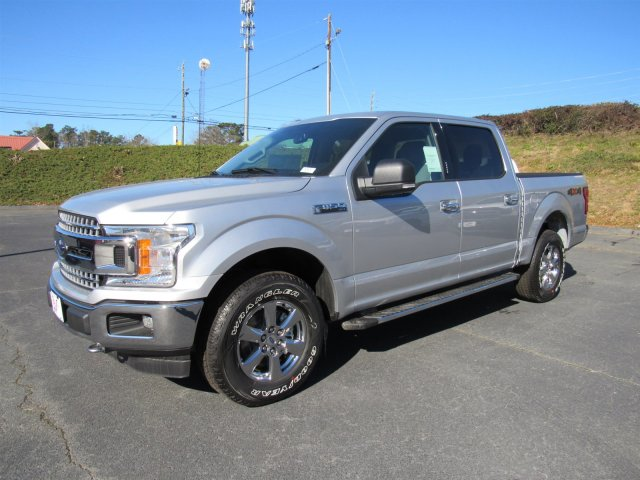 2018 F-150 SuperCrew Cab 4x4,  Pickup #K7079 - photo 4