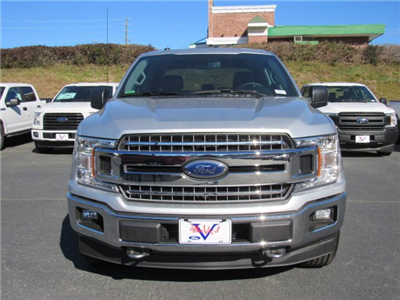 2018 F-150 SuperCrew Cab 4x4,  Pickup #K7079 - photo 3