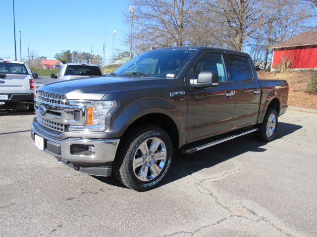 2018 F-150 SuperCrew Cab 4x4,  Pickup #K7094 - photo 4