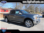 2018 F-150 SuperCrew Cab 4x4,  Pickup #K7094 - photo 1