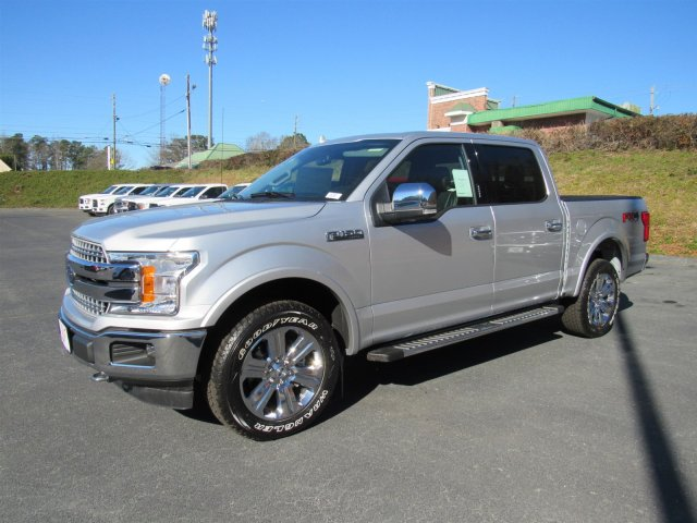 2018 F-150 SuperCrew Cab 4x4,  Pickup #K7097 - photo 3