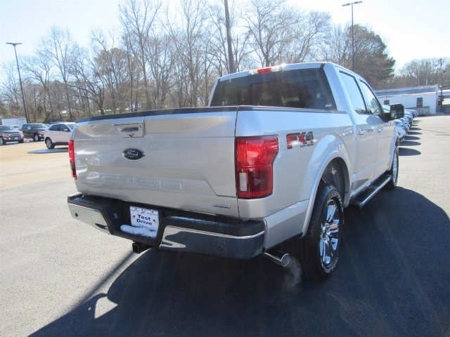2018 F-150 SuperCrew Cab 4x4,  Pickup #K7097 - photo 7
