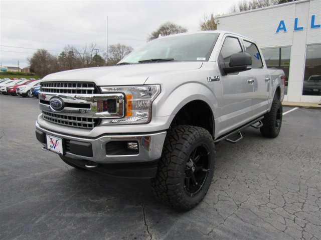 2018 F-150 SuperCrew Cab 4x4,  Pickup #K7099 - photo 4