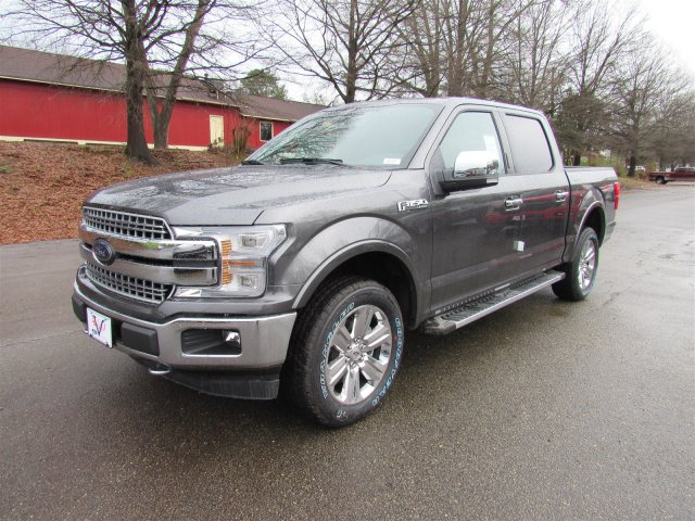 2018 F-150 SuperCrew Cab 4x4,  Pickup #K7153 - photo 4