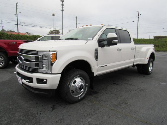 2018 F-350 Crew Cab DRW 4x4,  Pickup #K7172 - photo 4