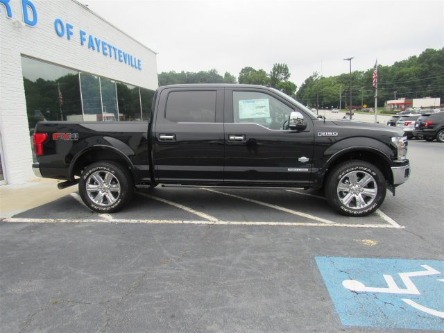 2018 F-150 SuperCrew Cab 4x4,  Pickup #K7325 - photo 8