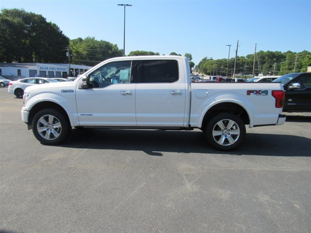 2018 F-150 SuperCrew Cab 4x4,  Pickup #K7349 - photo 5