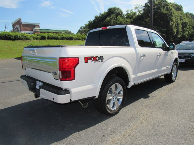 2018 F-150 SuperCrew Cab 4x4,  Pickup #K7349 - photo 2