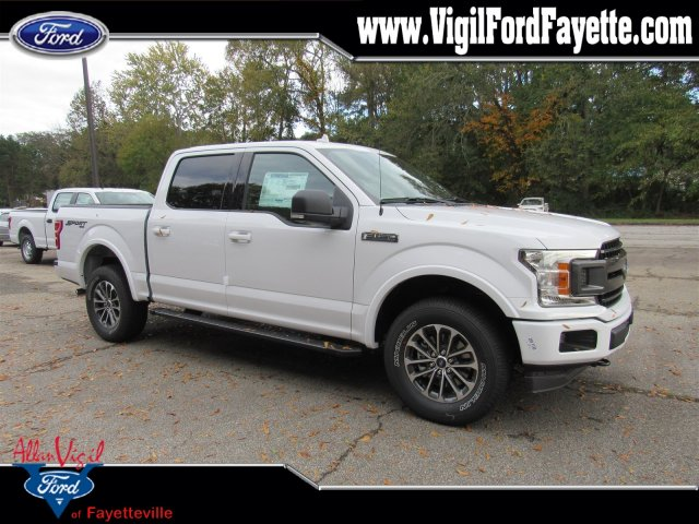 2018 F-150 SuperCrew Cab 4x4,  Pickup #K7429 - photo 1