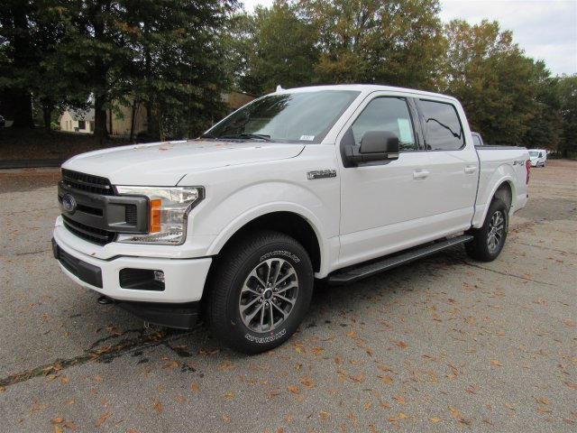 2018 F-150 SuperCrew Cab 4x4,  Pickup #K7429 - photo 4