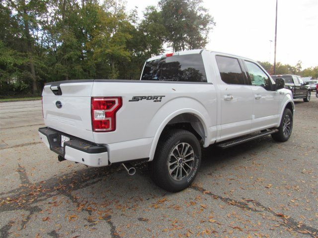 2018 F-150 SuperCrew Cab 4x4,  Pickup #K7429 - photo 2