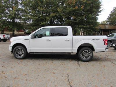 2018 F-150 SuperCrew Cab 4x4,  Pickup #K7429 - photo 5