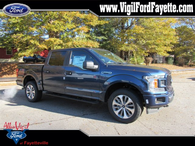 2018 F-150 SuperCrew Cab 4x4,  Pickup #K7447 - photo 1