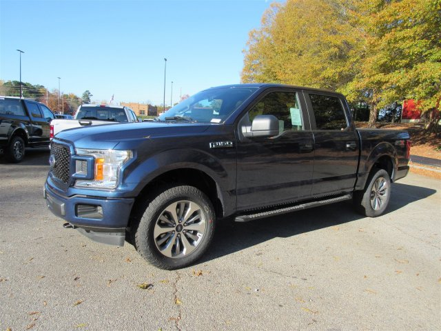 2018 F-150 SuperCrew Cab 4x4,  Pickup #K7447 - photo 4